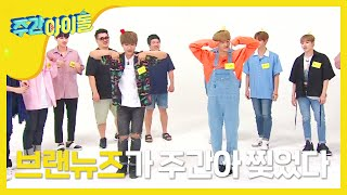 (Weekly Idol EP.316) WANNA ONE COVER DANCE  [워너원 커버댄스]