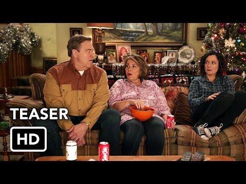 "Roseanne (ABC) ""Women and Sports"" Teaser HD"