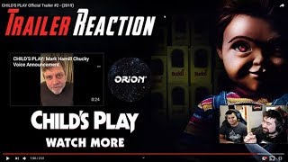 Child's Play (2019) Angry Trailer Reaction!