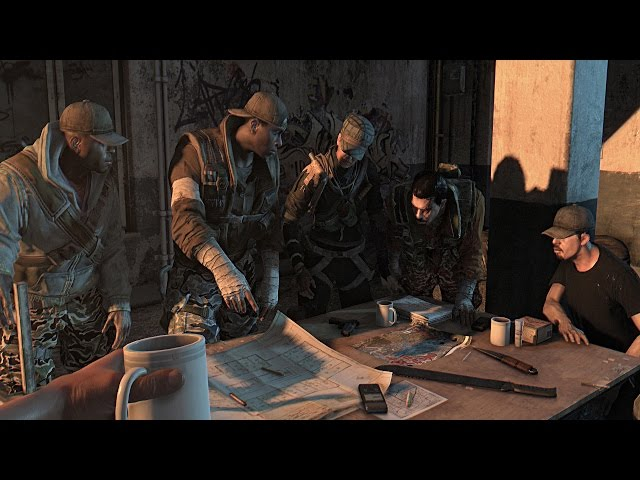 Dying Light - Weapon Duplication Exploit