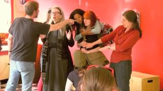 """Poetic Justice Theatre Ensemble: Cops in Head with """"Spect-actors"""""""