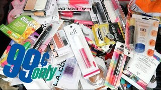 Come with Me to Dollar Tree! NEW Makeup !!!