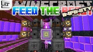Minecraft Mods FTB Infinity - AUTO ALCHEMICAL CONSTRUCT!  ( Hermitcraft Feed The Beast E55 )
