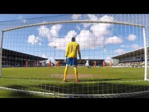Steven Thompson Penalties * St Mirren v Kilmarnock * 25/04/2015