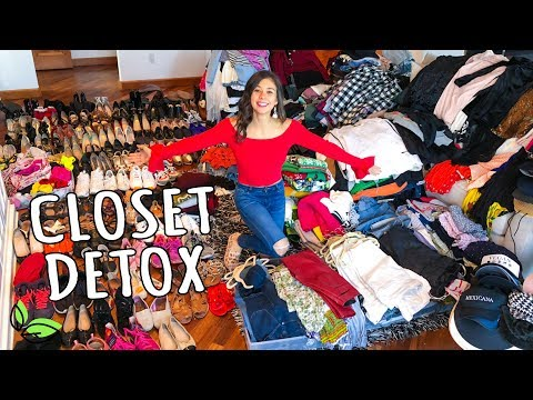 My ADDICTION TO SHOPPING | Decluttering | Rawvana
