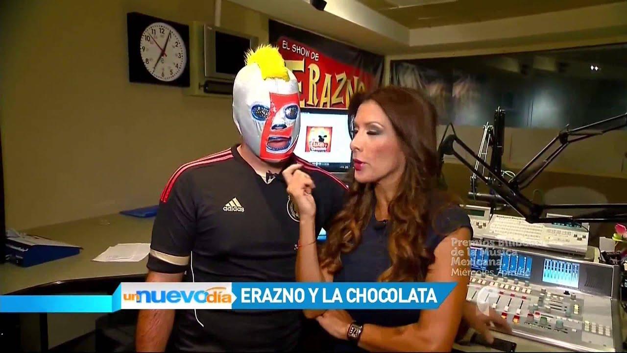 Oswaldo Daz: Erazno, la Chokolata y muchos ms - Radionotas 71