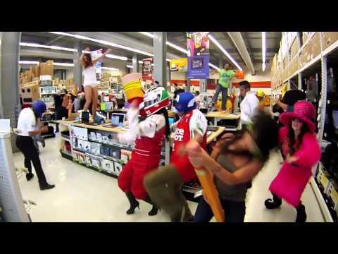 Harlem Shake Office Depot MX