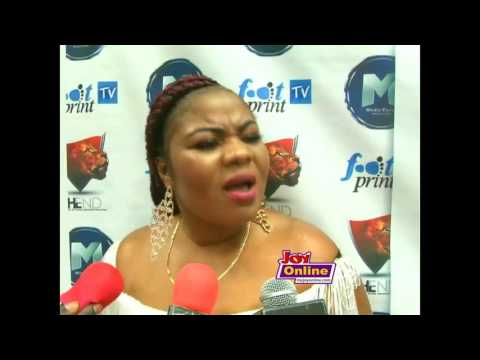 Gifty Osei reacts to divorce rumours
