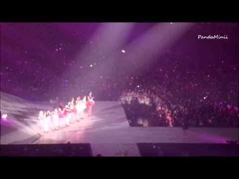 [Fancam]140111 ThaiSone singing Complete @ Girls' Generation World Tour in Bangkok