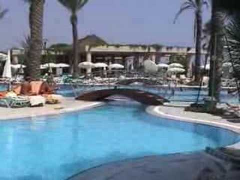 Hotel Atlantis Belek Antalya Turkey voorstelling