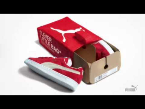 Clever Little Bag by PUMA and FuseProject - Extended