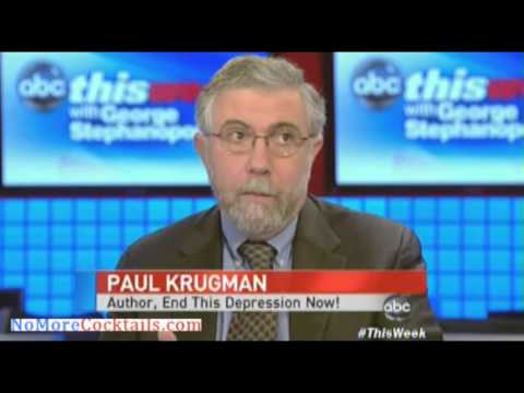 Krugman: Republicans 'Doomed If They Are Only the Party of Old White People'