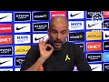 Pep Guardiola Pre-Match Press [video]
