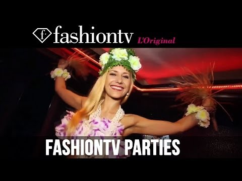 The Best Of Fashiontv Parties - May 2014 | Fashiontv video