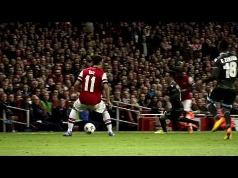 Mesut Ozil - The Difference (2013-14)