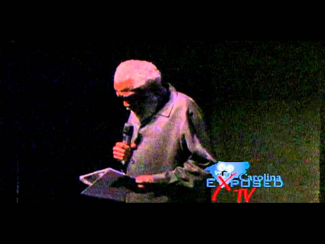Dick Gregory on President Barack Obama's speech to Black America #hiphopnc