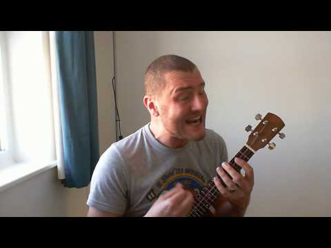 Billie Jean - Michael Jackson Ukulele cover by Jonny Miller