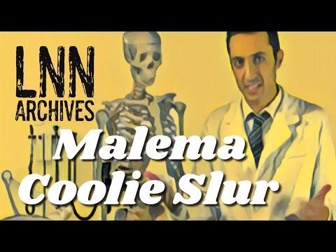 Riaad Moosa On Malema Coolie Slur - Second Opinion Late Nite News Season 3 video