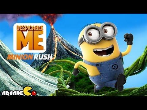 Despicable Me 2: Custom Bonus Day Minion Rush
