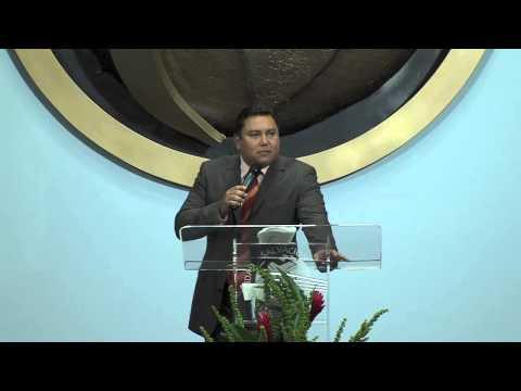 El Propósito del Espírtu Santo- Javier Bertucci- Julio 19, 2013