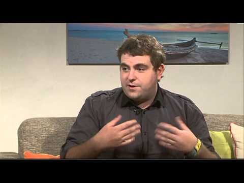 World Haemophilia Day 2013 interview of Kyle Cunningham on CTV - Part 1