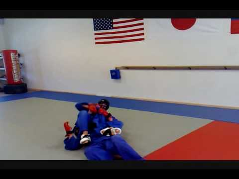 Combat Sambo Training 2 Image 1