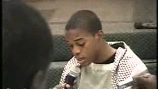Jeune Américain Chantant Les Khassidas De Serigne Touba