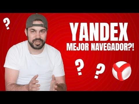 MEJOR NAVEGADOR? ⏐ YANDEX
