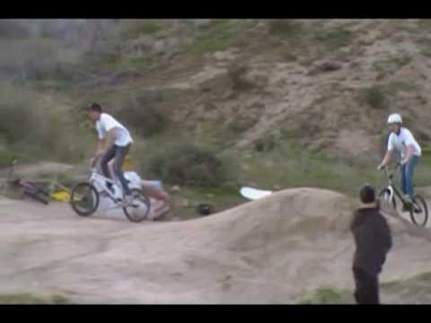 Coper Hill jumps