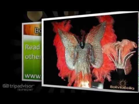 Bolivia Tourism: Santa Cruz Carnival Costumes