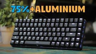 Drevo Excalibur 75% Aluminium Mechanical Keyboard - Unboxing & Review