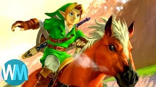 Top 10 Facts About The Legend of Zelda Games