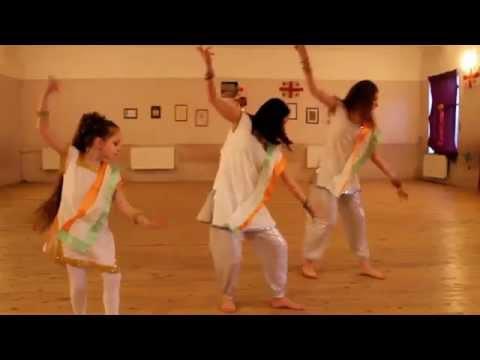 Happy Republic Day India - Vande Mataram - Dance Group Lakshmi video