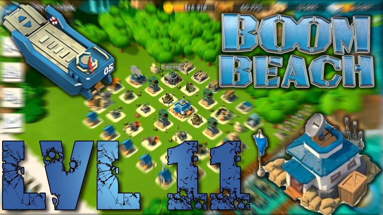 good boom beach bases