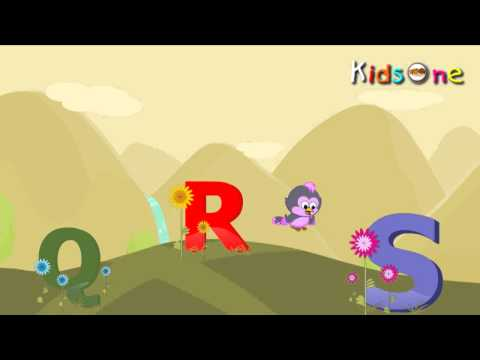 Abc Songs For Kids || Nursery Rhymes  ||  English Animated Rhymes video