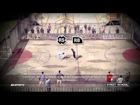 FIFA STREET - Jonglage