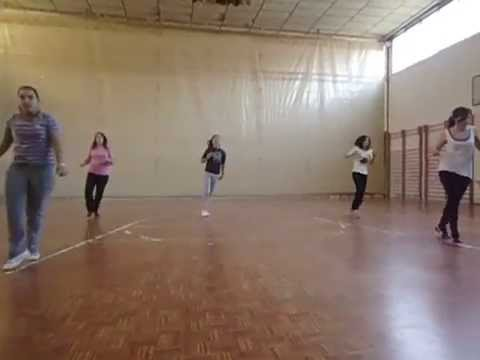 Coreografa aerbic; Mari, Irene, Mara, Ana y Elena :) Music Videos