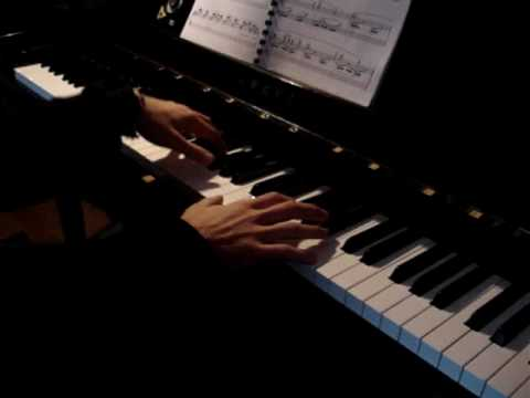 (1) 'Prelude' from Final Fantasy IV Piano Collections by Nobuo Uematsu