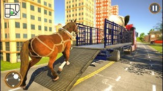 Wild Animal Transporter Truck Simulator Games - Android Games