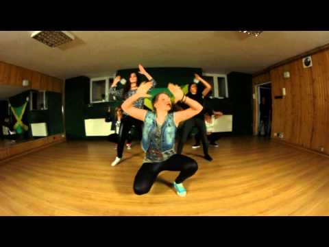 Passa Passa Dance Studio - mini dancehall crew