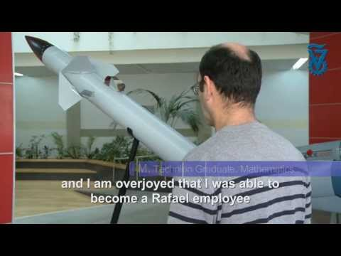 Inside Iron Dome from Rafael Israel Saving Lives Technion Alumni Innovation