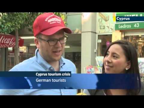 Cypriot tourism industry hit as banking bailout crisis threatens island's fragile economy