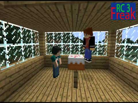 Asdf Movie 3 In Minecraft video