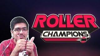E3 2019 - ROLLER CHAMPIONS REVEAL TRAILER REACTION (Ubisoft E3 2019 India)