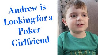 """Poker Vlog #14 """"Andrew is looking for a Poker Girlfriend"""""""