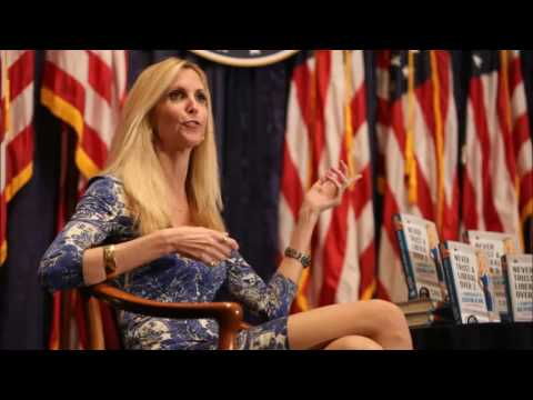 Ann Coulter on The Sean Hannity Radio Show (5/20/2016)