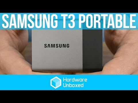 Samsung T3 Portable SSD 1TB: Review