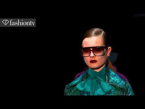 Models - Monika jac Jagaciak - Fall 2011 | Fashiontv - Ftv video