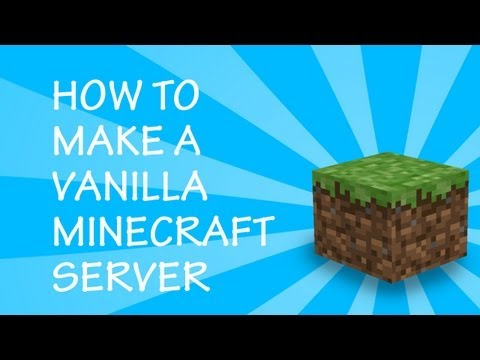 How to make a 1.6.2 VANILLA Minecraft server w/Hamachi (Windows)