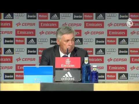 """Ancelotti: """"El equipo ha vuelto a jugar como quiere"""""""